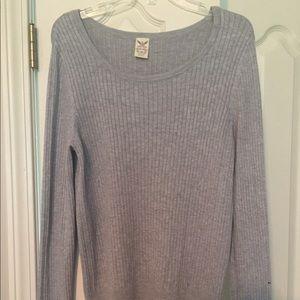 Lightweight grey sweater